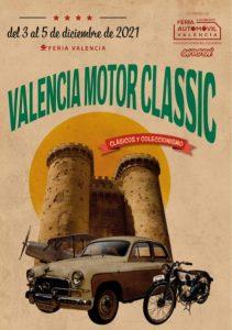 Valencia Motor Classic 2021 @ Feria Valencia